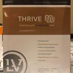 Thrive Chocolate Shake